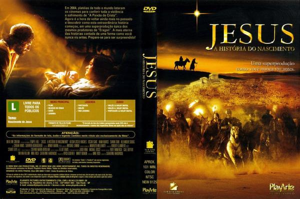 Jesus - A História do Nascimento Torrent - BluRay