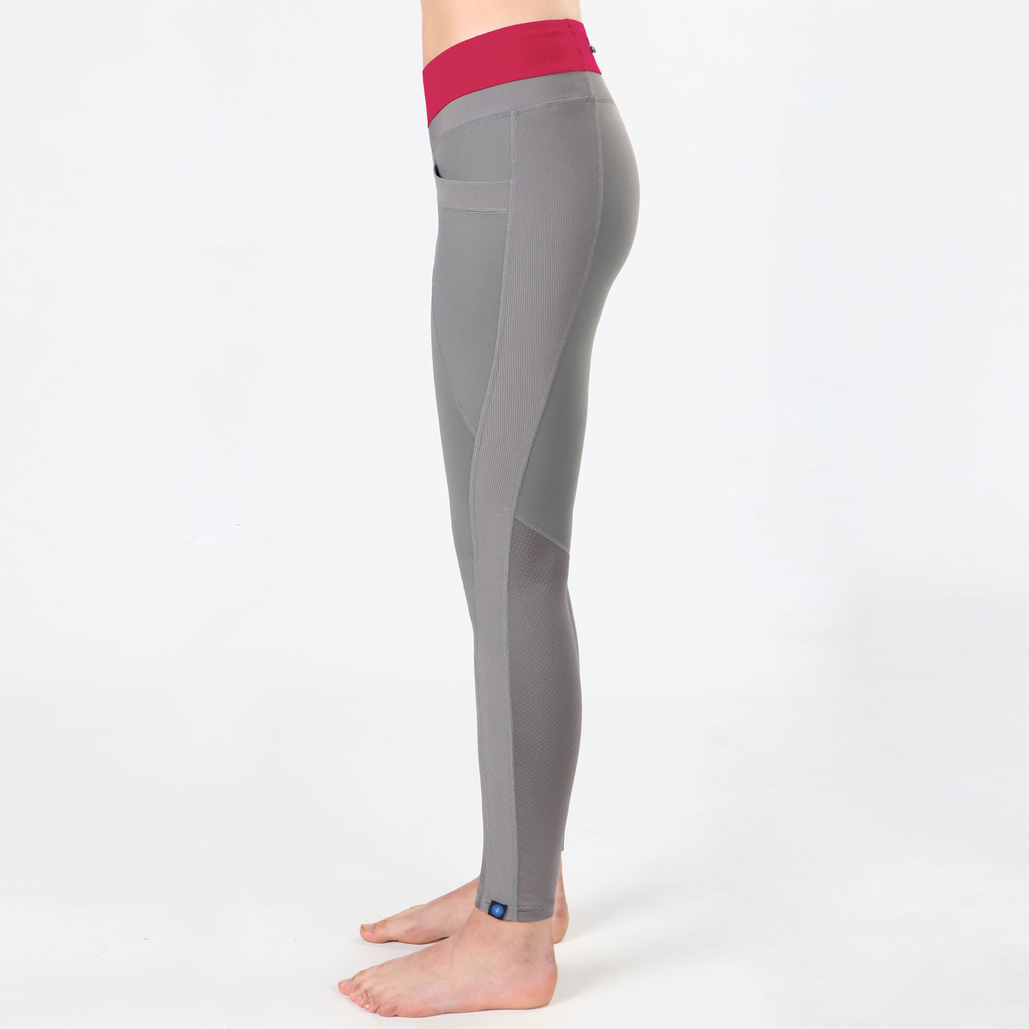Irideon Synergy Tights with Muscle-Supporting Fabric Panels Children