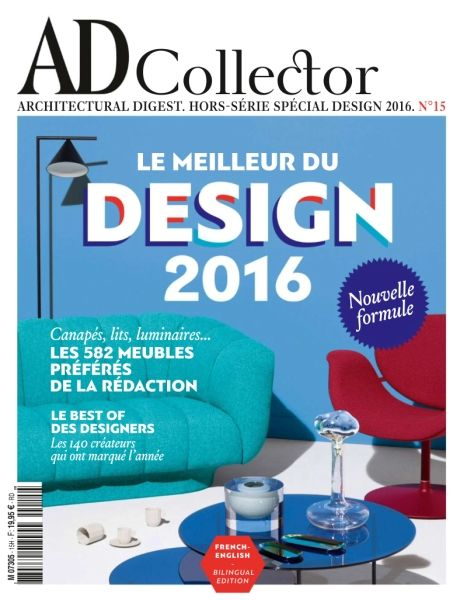 AD Collector Hors-Serie - Special Design 2016