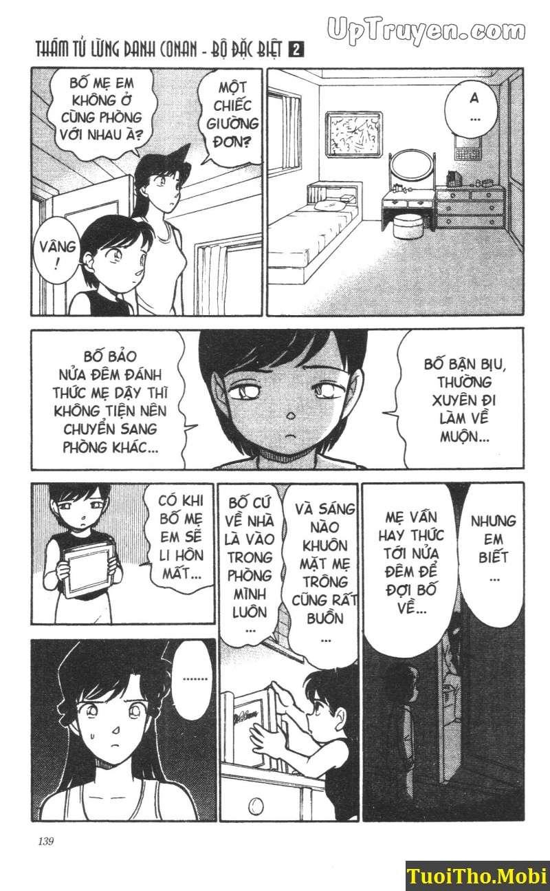 đọc truyện Conan bộ đặc biệt chap 16 trang 6