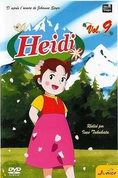 Heidi - Bütün Bölümler Boxset Türkçe Dublaj Mp4 indir