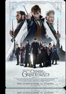 Animali Fantastici 2: I Crimini Di Grindelwald (2018).avi MD AC3 2.0 HDTS - iTA
