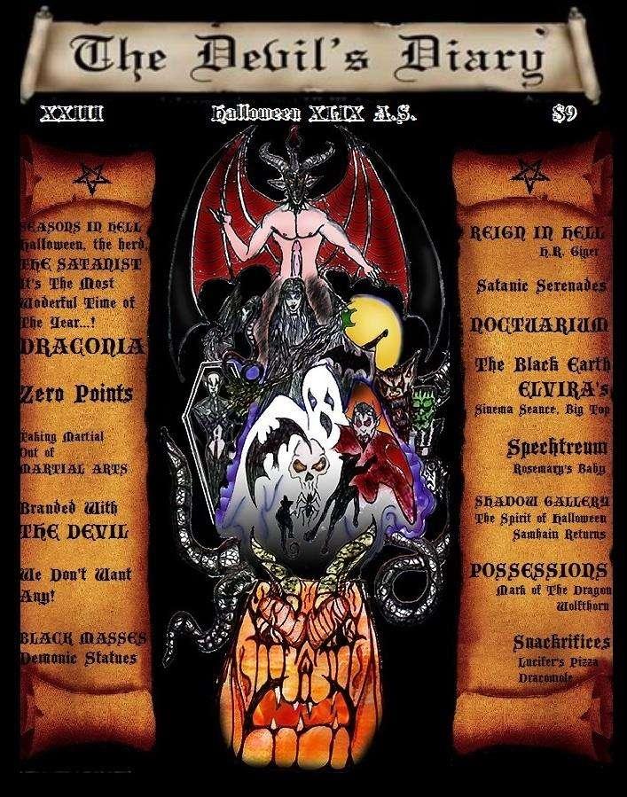 The Devil's Diary XXIII: Halloween XLIX A.S.
