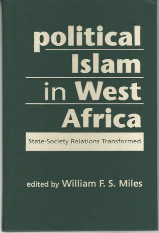 Political Islam in West Africa: State-Society Relations Transformed