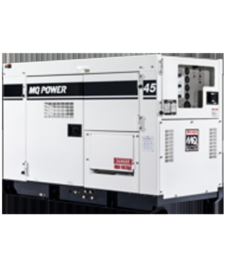 Generador Multiquip 45 KVA Trifásico