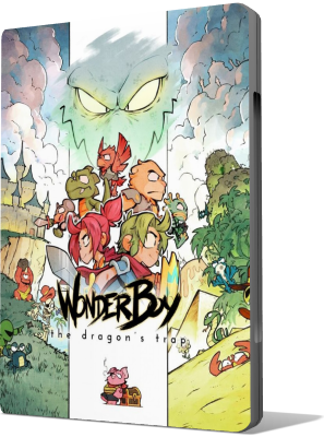 Wonder Boy The Dragon's Trap DOWNLOAD PC SUB ITA (2017)