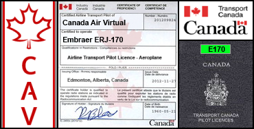 Embraer ERJ-170 Certification Flight