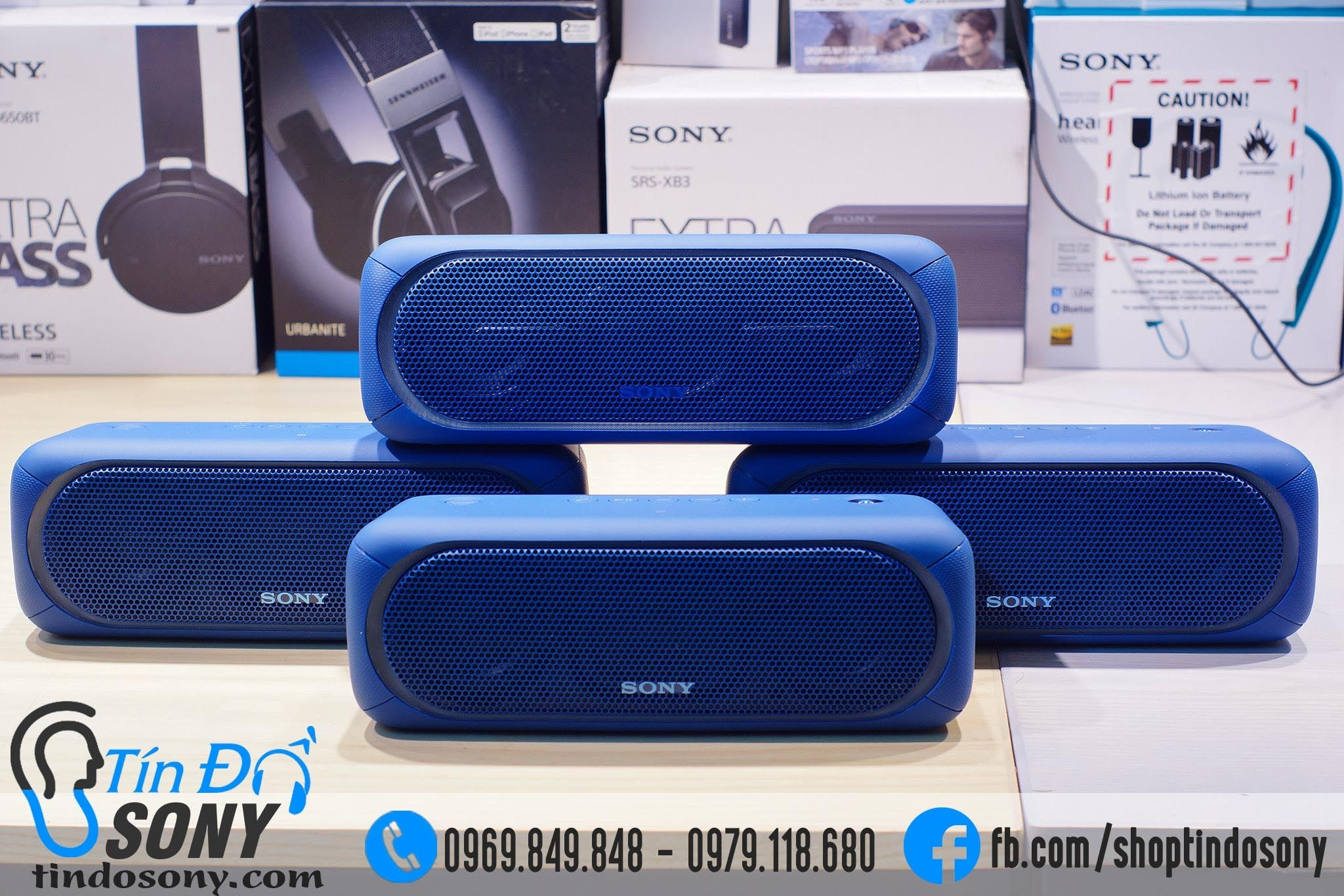 SONY SRS-XB40 (Like New)