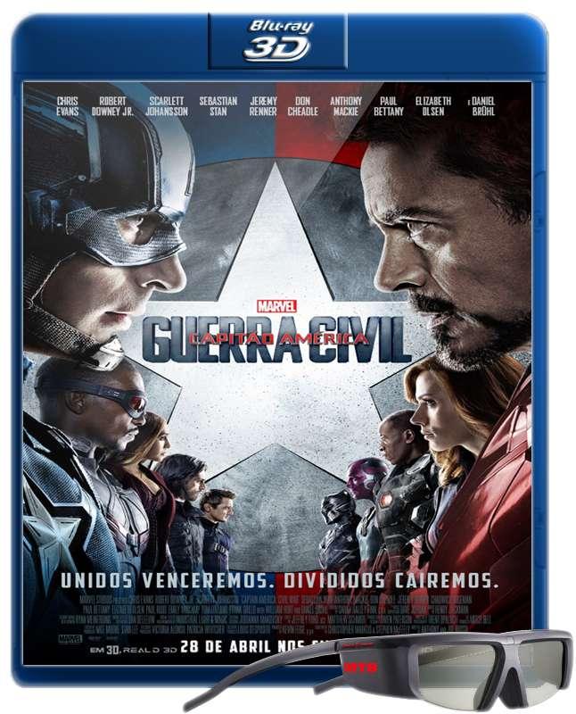 Capitão América 3 (Captain America 3) Torrent (2016)