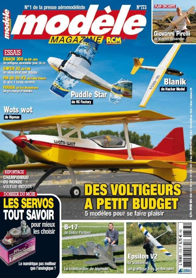 Modèle Magazine - Février 2016