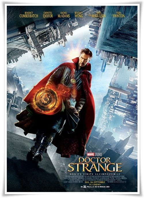Download Doctor Strange 2016 Italian Md Hdcam Xvid Flash