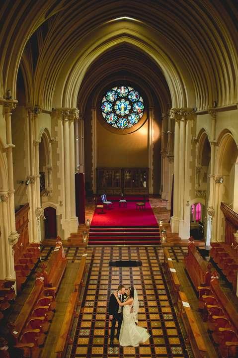 Stanbrook Abbey Wedding