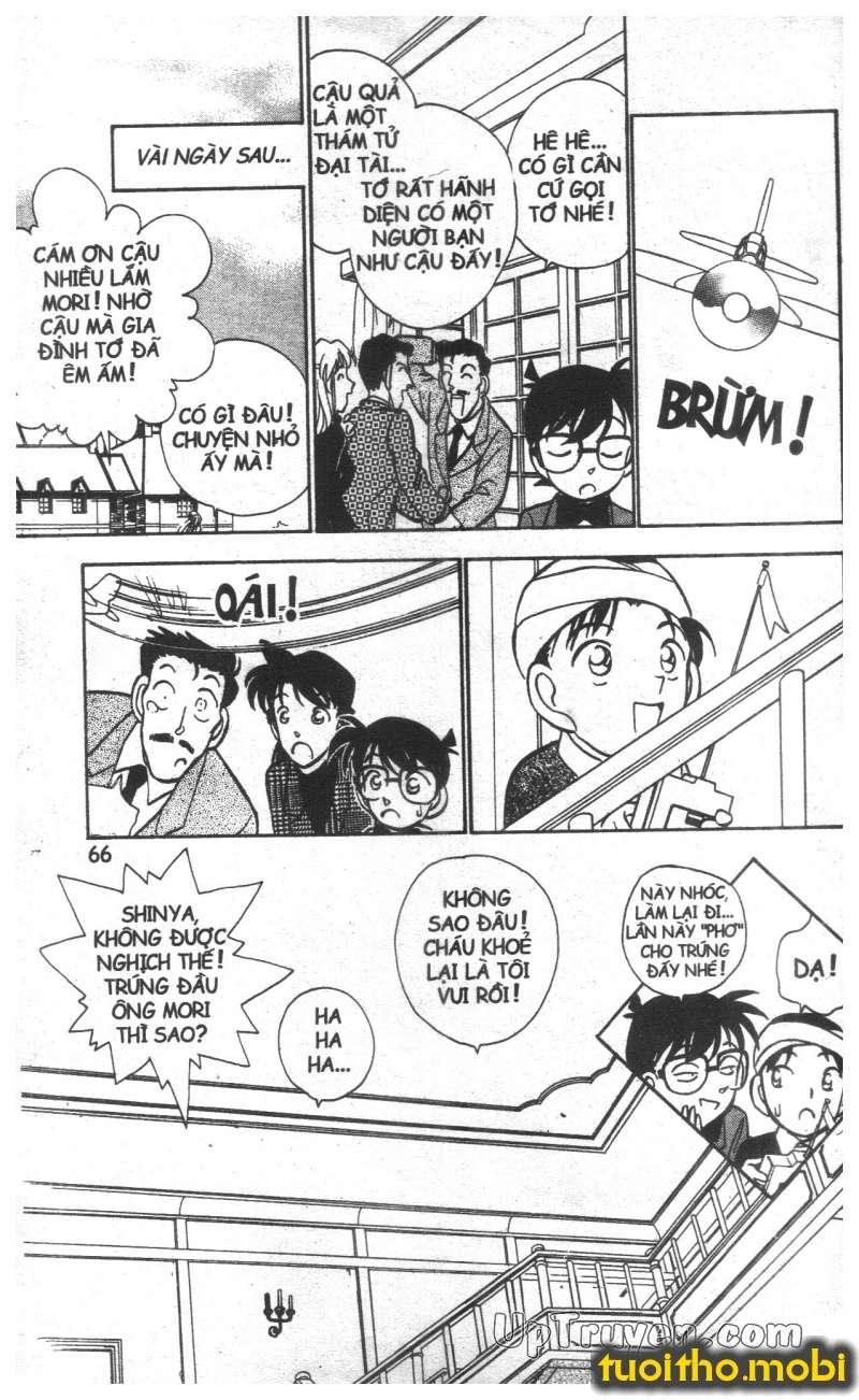 đọc truyện Conan bộ đặc biệt chap 31 trang 15