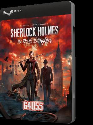 [PC] Sherlock Holmes: The Devil's Daughter (2016) - SUB ITA