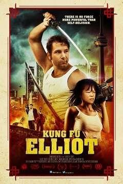 Kung Fu Elliot - 2014 Türkçe Dublaj BRRip indir