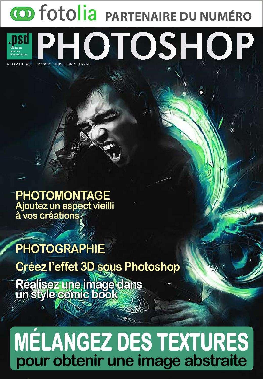 Photoshop 48 - Mélangez des textures