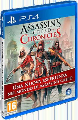 [PS4] Assassin's Creed Chronicles (2016) - SUB ITA