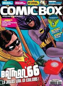 Comic Box - Mars 2016