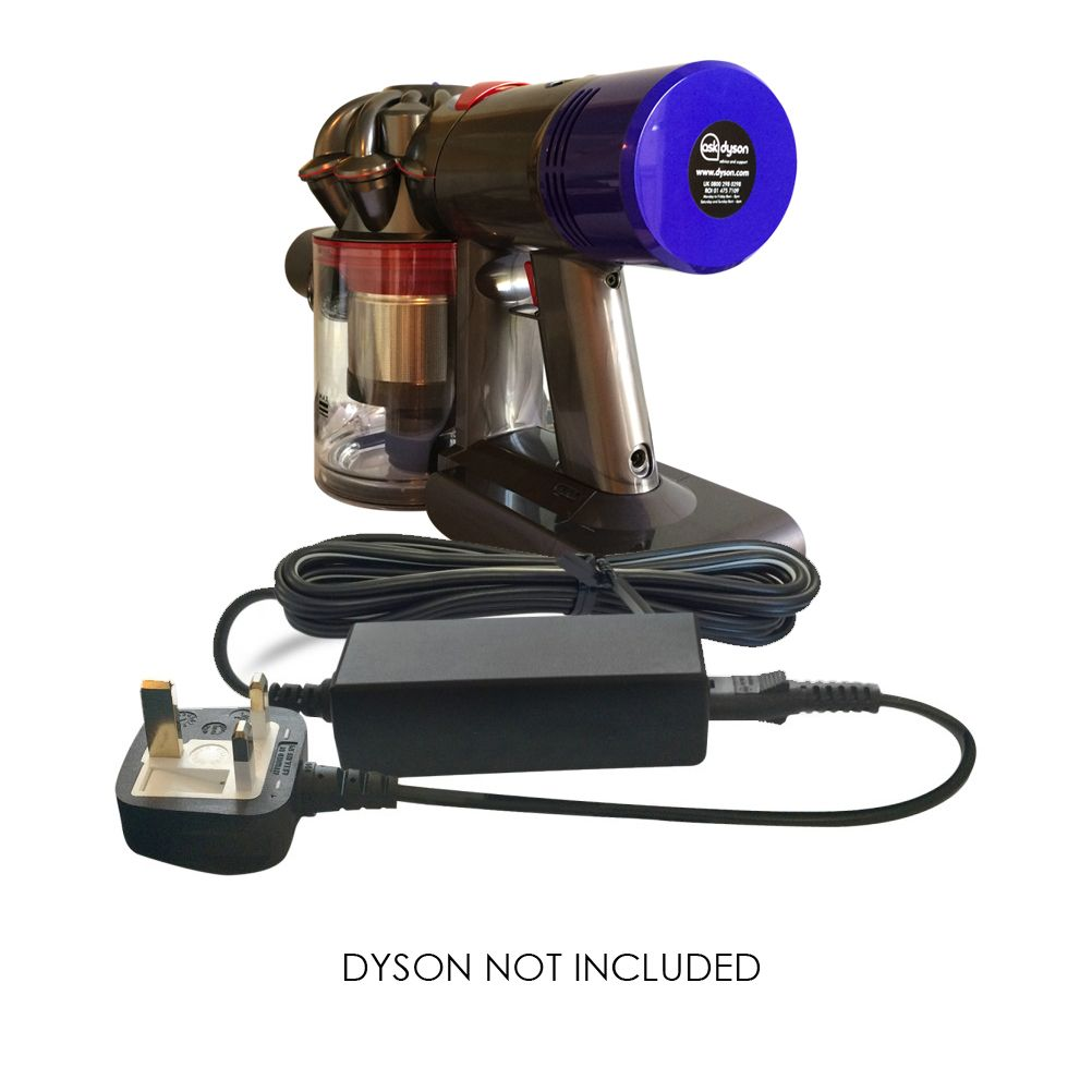 for a dyson v6 animal vacuum cleaner hand held hoover mains battery charger ebay. Black Bedroom Furniture Sets. Home Design Ideas