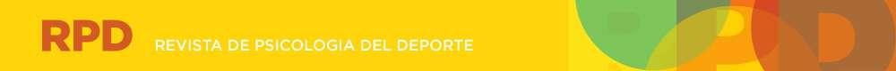 Revista Brasileira de Psicologia do Esporte