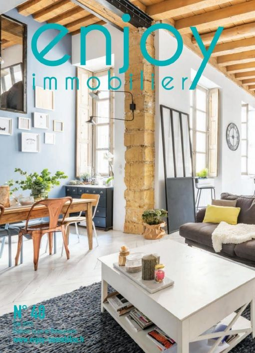 Enjoy Immobilier - Juillet-Août 2016