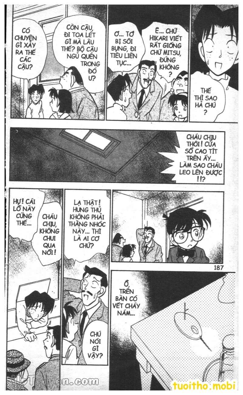 đọc truyện Conan bộ đặc biệt chap 27 trang 14