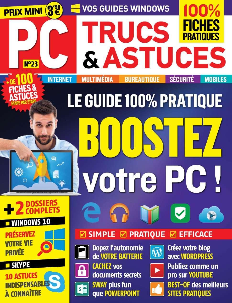 PC Trucs et Astuces 23 - Avril/Mai 2016