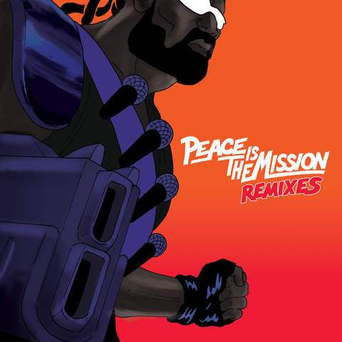 download Major Lazer - Peace is the Mission (Remixes) (2016)