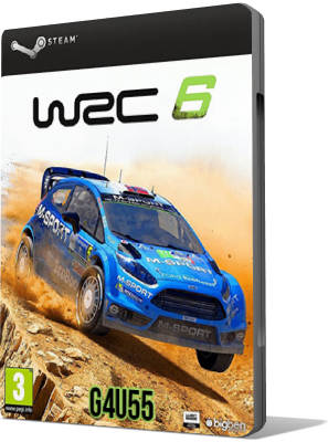 WRC 6 FIA World Rally Championship DOWNLOAD PC ITA (2017)