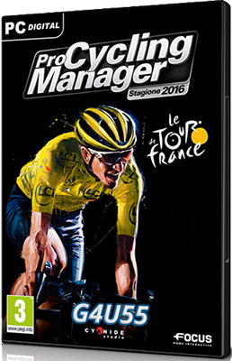 Pro Cycling Manager 2016 – Update v1.9.1.0 DOWNLOAD PC SUB ITA (2016)