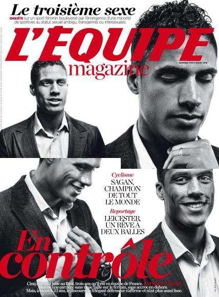 L'Equipe Magazine - 5 Mars 2016