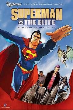 Superman Elite Karşı - 2012 Türkçe Dublaj MKV indir
