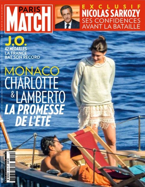 Paris Match - 25 au 31 Août 2016