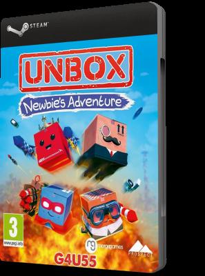 Unbox Newbie's Adventure DOWNLOAD PC ENG (2017)