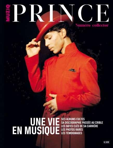 Jazz Magazine Hors-Série - Prince Numéro Collector 2016