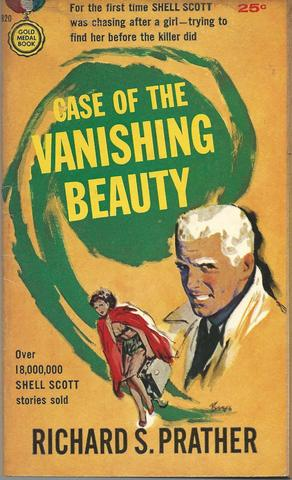Case of the Vanishing Beauty (Shell Scott book)
