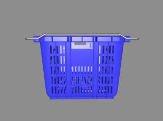 www.123nhanh.com: Bán rổ nhựa.Sóng nhựa có quai sắt giá tốt.