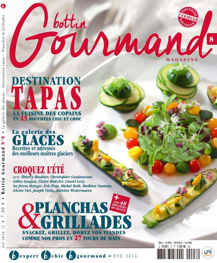 Bottin Gourmand 8 - Été 2016