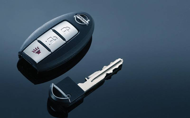 Smart Key Fob Replacement I 90 Nissan