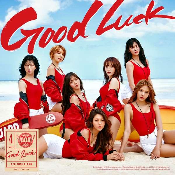 AOA - Good Luck + MV (Full Mini Album) K2Ost free mp3 download korean song kpop kdrama ost lyric 320 kbps