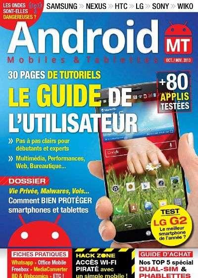 Android Mobiles & Tablettes 21 - Les guide de L'utilisteur