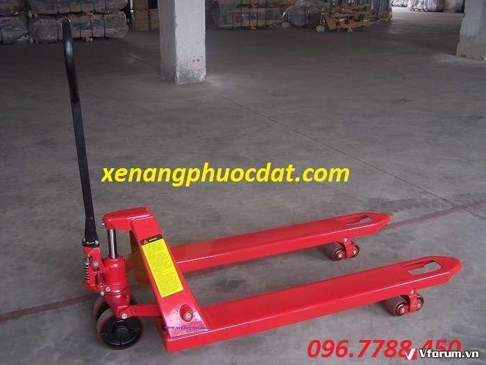 Xe nâng tay 3 tấn, xe nâng 3000 kg Meditek call 0967788450
