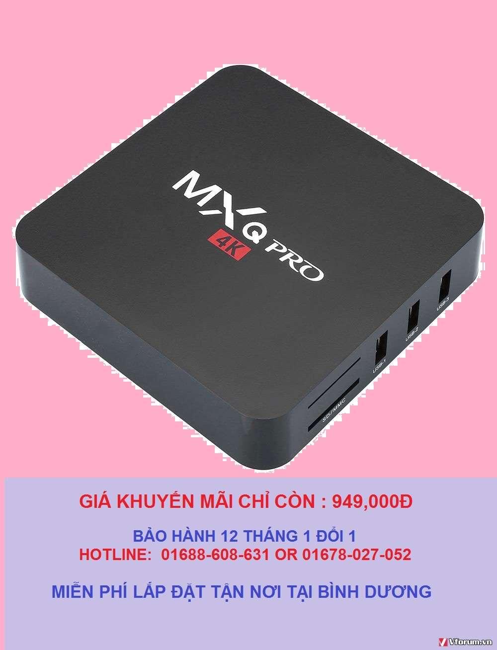 Khuyến mãi khi mua ti vi box tặng ngay USB 8GB - 164732