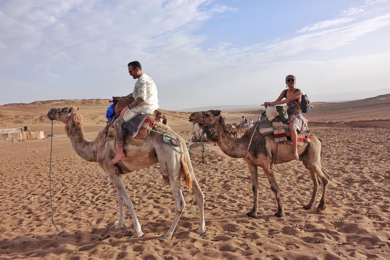 Marrakech Guide, Zagora Desert Tour