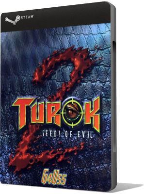 Turok 2 Seeds of Evil Remastered – Update v1.5.2 DOWNLOAD PC SUB ITA (2017)
