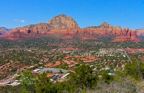 QUE VER EN SEDONA - Airport loop Trail