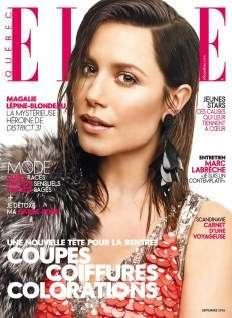 Elle Quebec - Septembre 2016