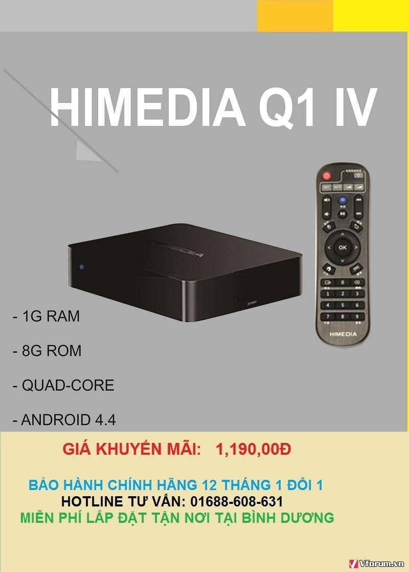 Khuyến mãi khi mua ti vi box tặng ngay USB 8GB - 164728