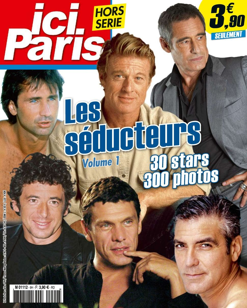 Ici Paris Hors Série 9 - Mai 2016