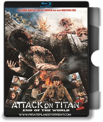 Attack on Titan Part 2 – End of the World